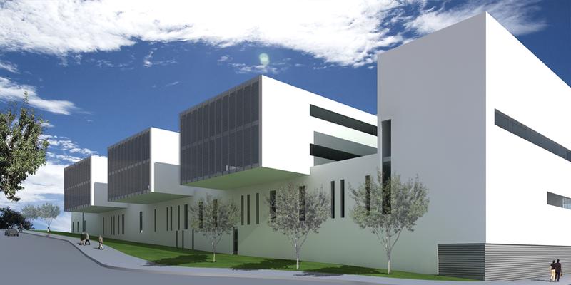 Gira arquitectos slp nuevo edificio de juzgados segovia - Arquitectos lorca ...